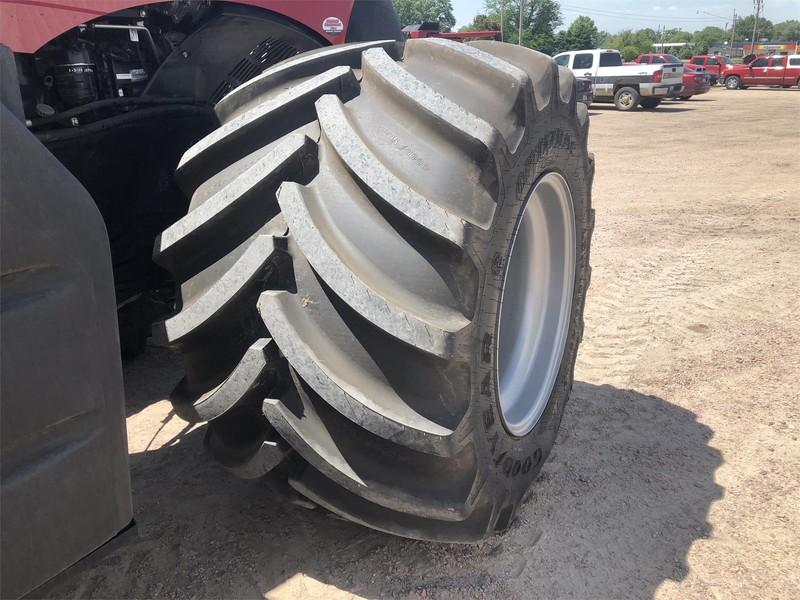 2014 Case IH Magnum 340 CVT Tractor