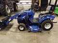 2004 New Holland TZ18DA Tractor