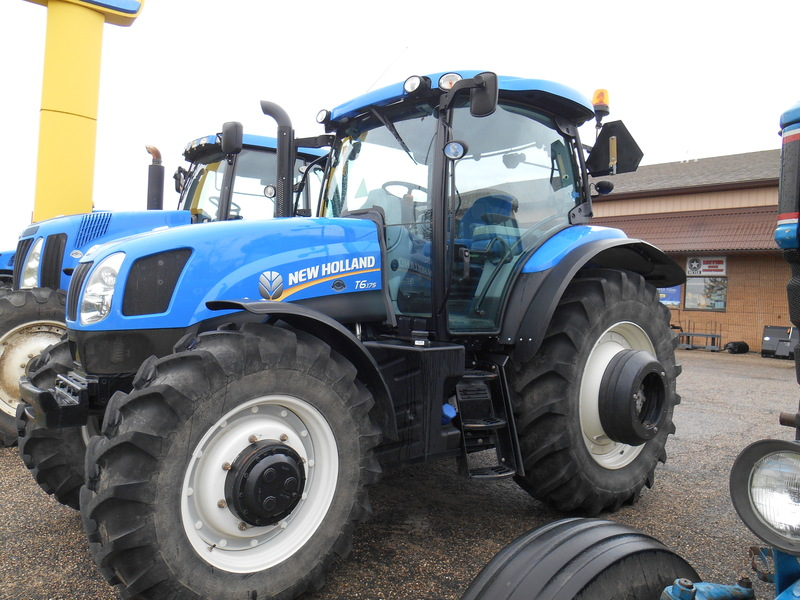 Used New Holland T6 175 Tractors for Sale | Machinery Pete