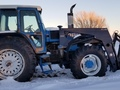 1992 Ford 8730 Tractor