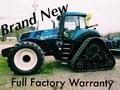 New Holland Genesis T8.435 SmartTrax Tractor