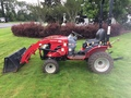 2015 Mahindra EMAX 25 HST Tractor