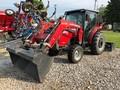 2009 Massey Ferguson 1648 Tractor
