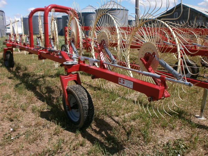 Used Enorossi Rakes for Sale | Machinery Pete