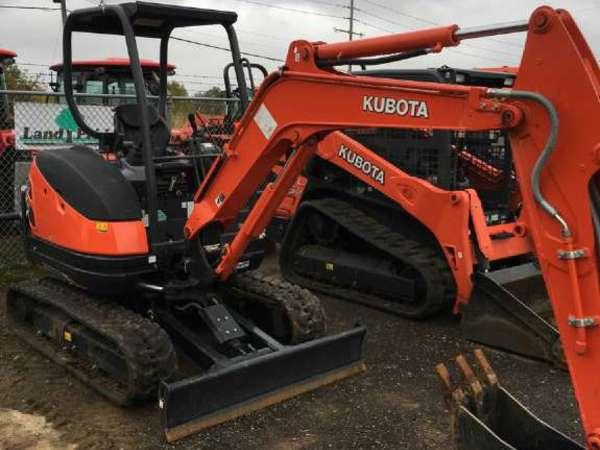 2016 Kubota Kx71 3s Excavators And Mini Excavator Russellville