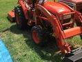 2010 Kioti CK27 Tractor