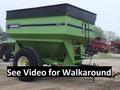 2000 Parker 510 Grain Cart