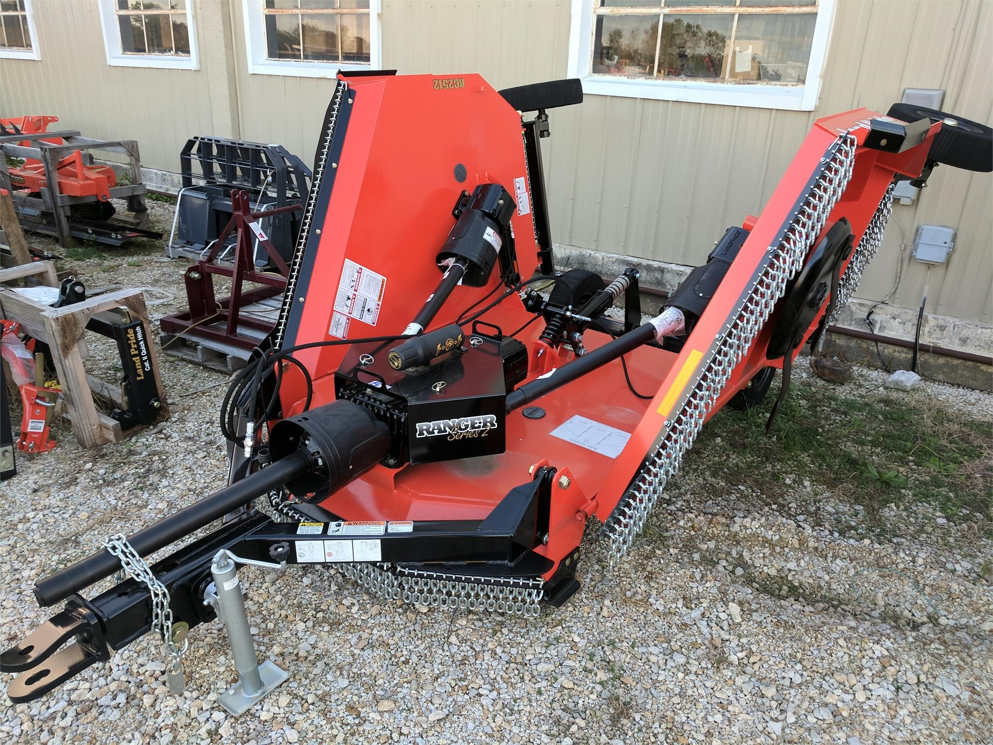 2017 Land Pride RC2512 Rotary Cutter