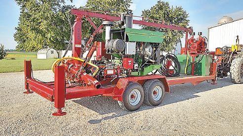 2021 Hydro Engineering B15 Manure Pump