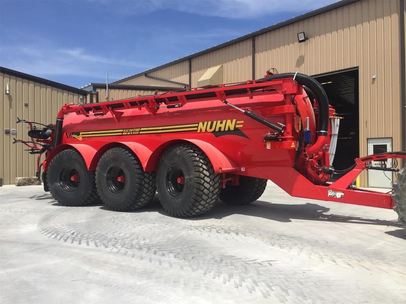 2019 Nuhn 8500 Gallon Manure Spreader