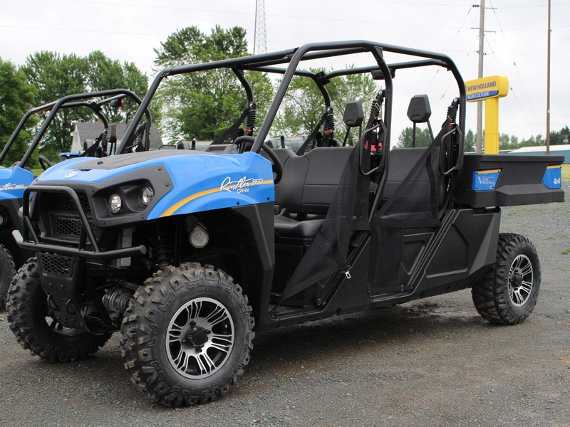 2018 New Holland Rustler 850 ATVs and Utility Vehicle