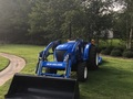 2015 New Holland Workmaster 37 Tractor