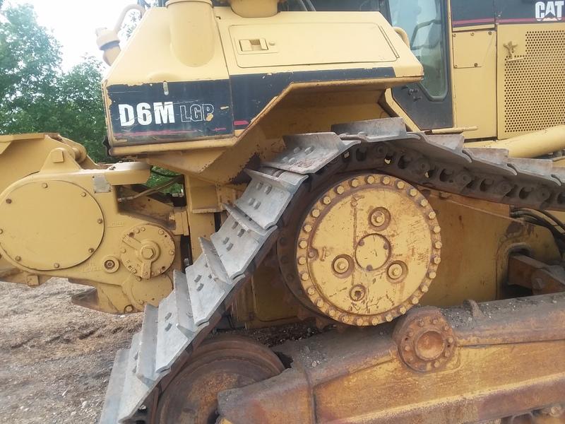 2005 Caterpillar D6N LGP Dozer