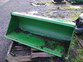 "John Deere 66"" Bucket Front End Loader"