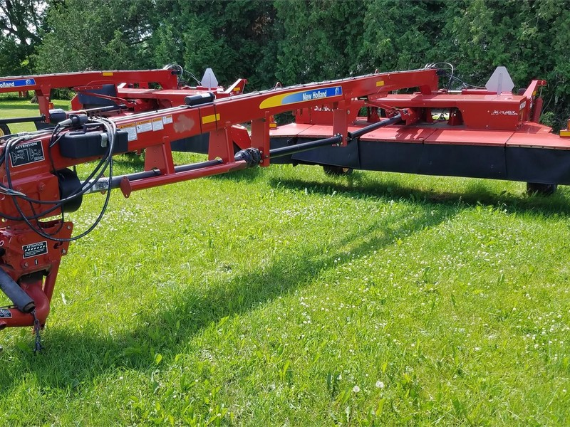 2009 New Holland H7460 Mower Conditioner