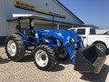 New Holland TN75A Tractor