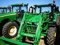 2015 John Deere 6115R Tractor