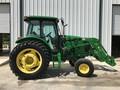 2014 John Deere 6105D Tractor