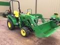 2017 John Deere 2032R Tractor