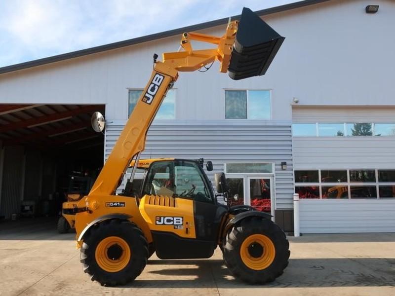2018 JCB 541-70 AGRI Telehandler