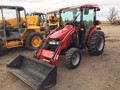 2010 Case IH FARMALL 50 CVT Tractor