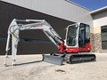 2018 Takeuchi TB260 Excavators and Mini Excavator
