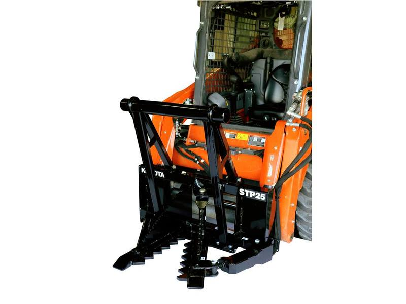 2019 Kubota AP-STP15 Loader and Skid Steer Attachment