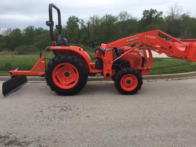 2020 Kubota L2501 Tractor