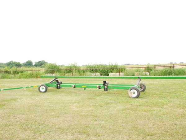 2010 Unverferth HT30 Header Trailer