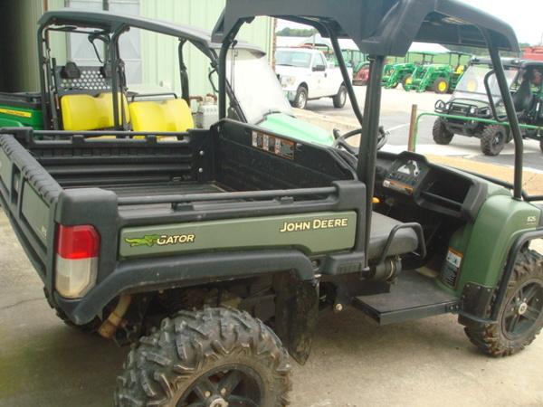 2012 John Deere Gator XUV 825I ATVs and Utility Vehicle