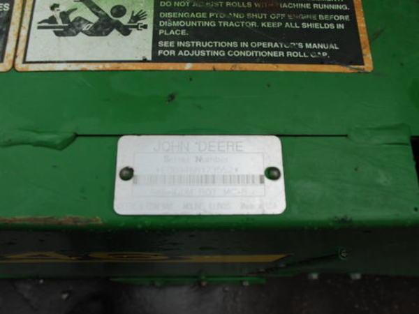 2003 John Deere 946 Mower Conditioner