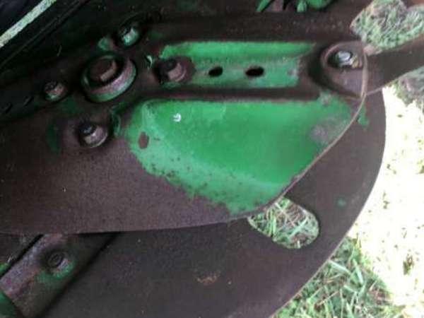 2011 John Deere 835 Mower Conditioner