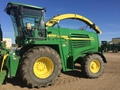2012 John Deere 7550 Self-Propelled Forage Harvester