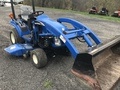 2005 New Holland TZ25DA Tractor
