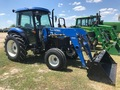 2008 New Holland TD80D Tractor