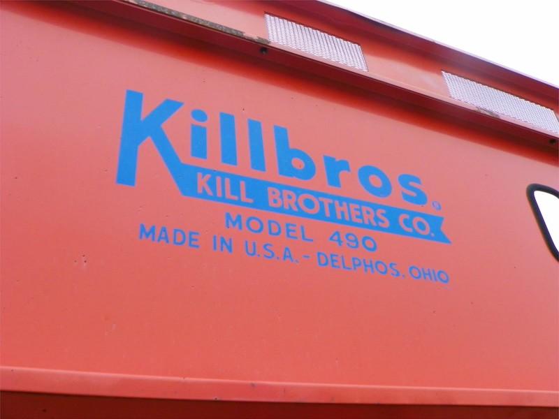 Killbros 490 Grain Cart