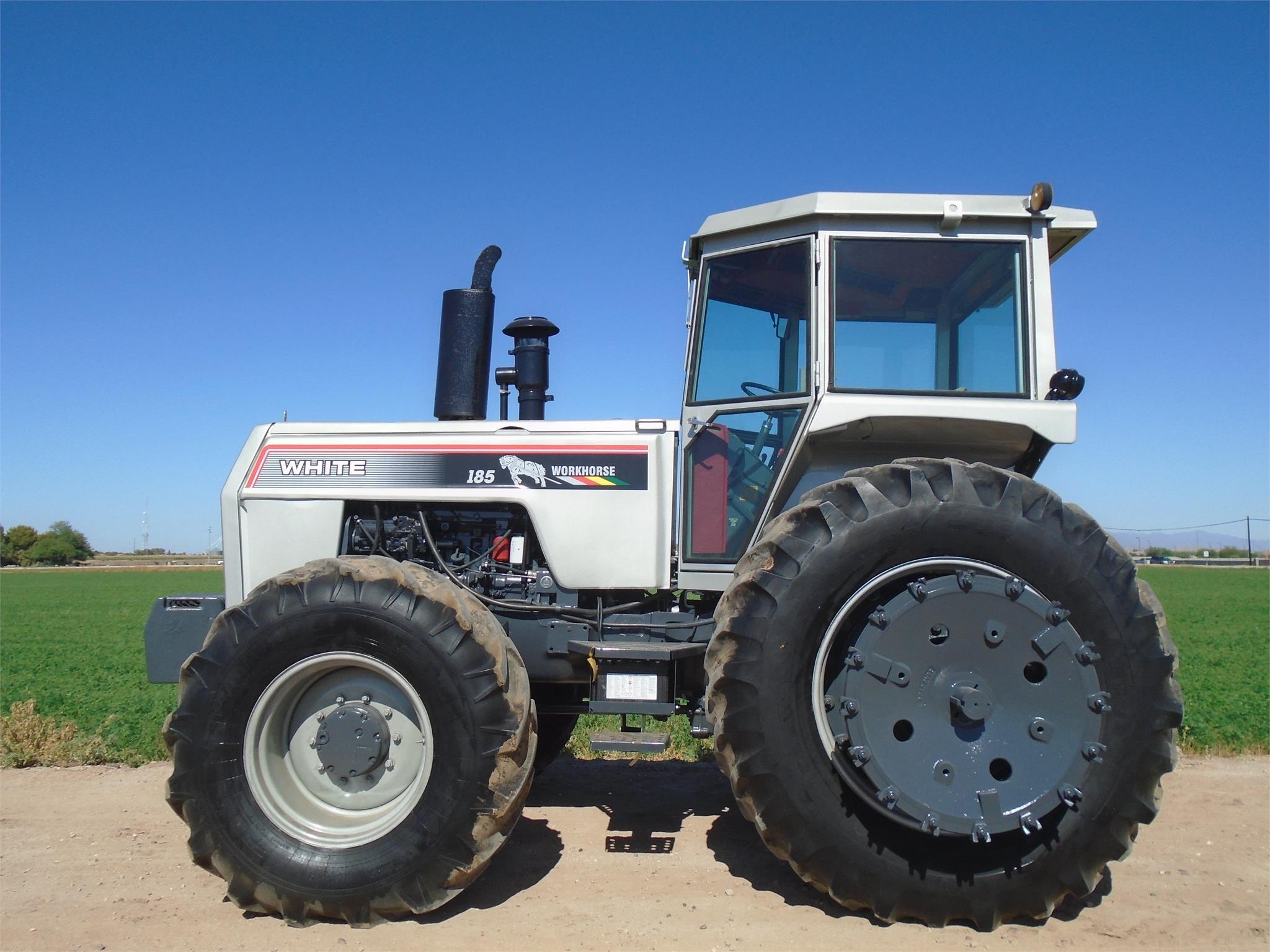 1981 White 2-180 Tractor