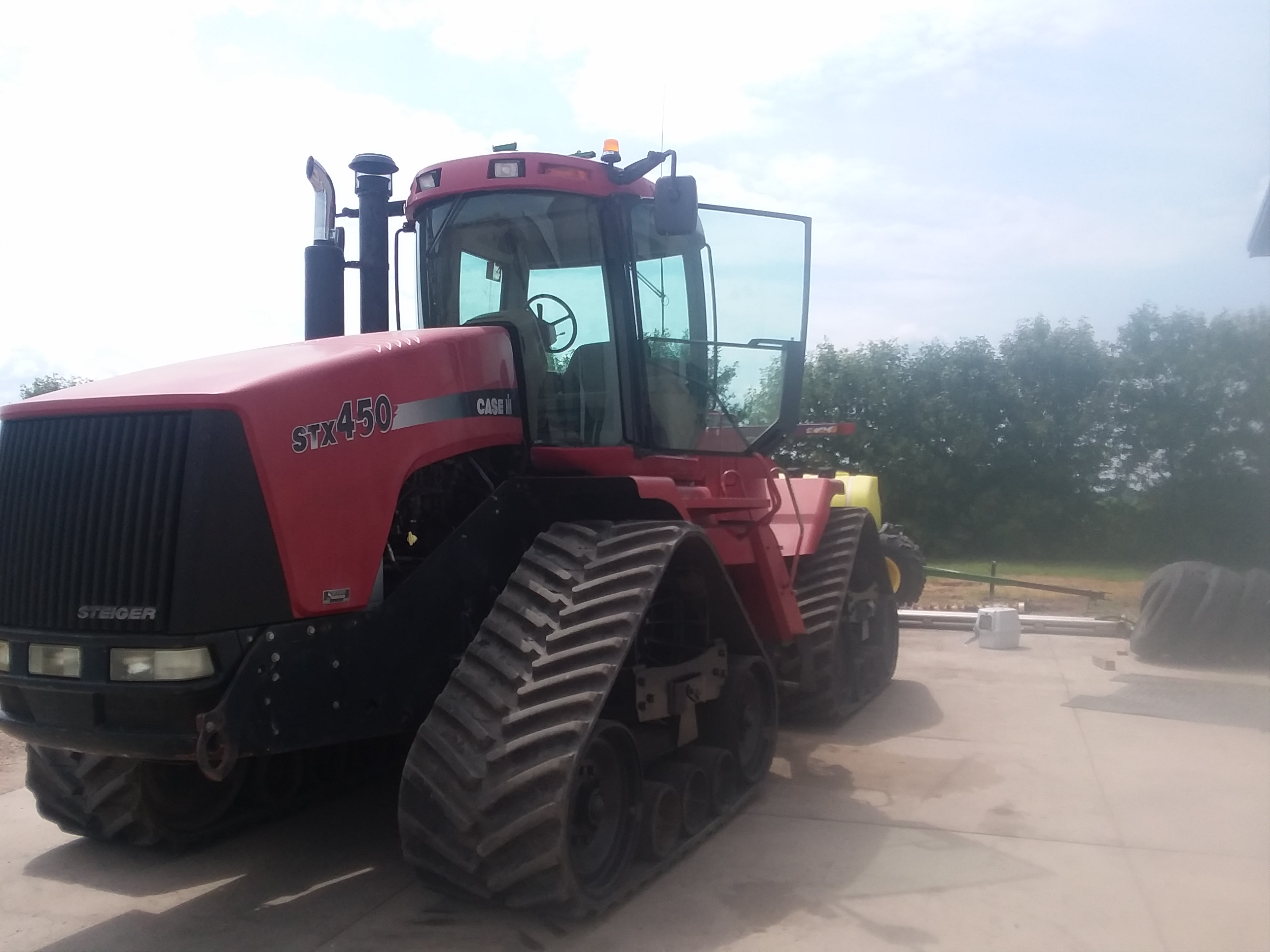 2005 Case IH Steiger 450 QuadTrac Tractor