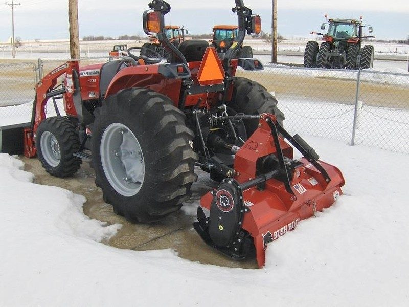 Used Bush Hog RT60G Lawn and Garden for Sale | Machinery Pete