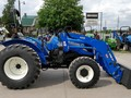 2016 New Holland Workmaster 70 Tractor