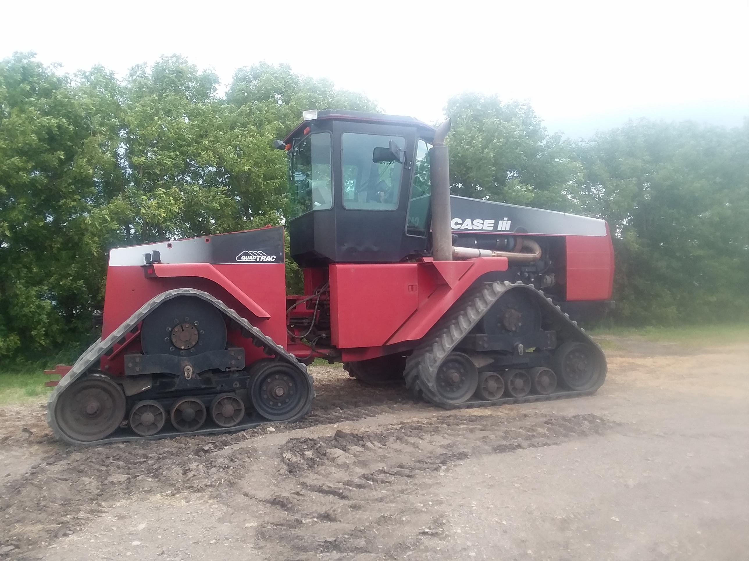 1999 Case IH 9370QT Tractor