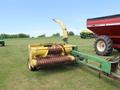 1989 John Deere 3950 Pull-Type Forage Harvester