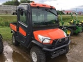 2015 Kubota RTV-X1100 ATVs and Utility Vehicle