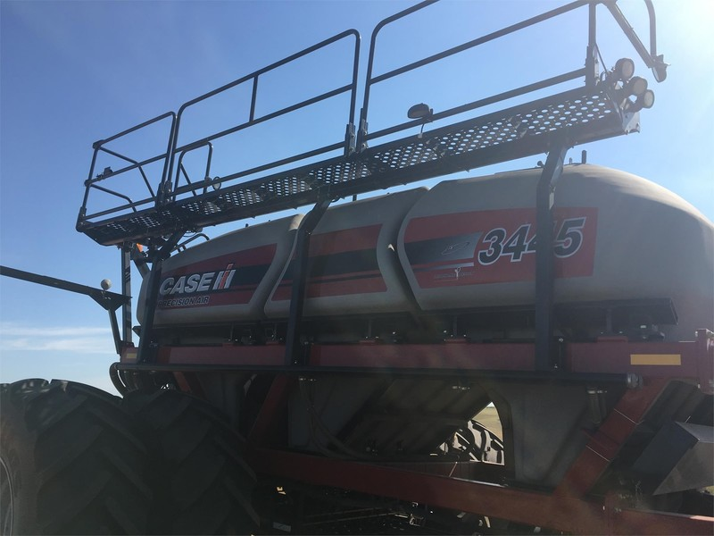 2016 Case IH Precision Disk 500 Air Seeder