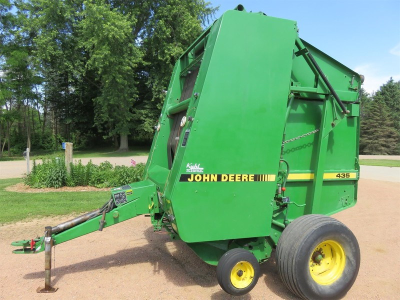John Deere 435 Round Balers For Sale Machinery Pete. 1995 John Deere 435 Round Baler. John Deere. John Deere 335 Baler Parts Diagram At Scoala.co