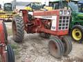 International 666 Tractor