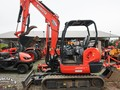 Kubota KX040-4 Excavators and Mini Excavator