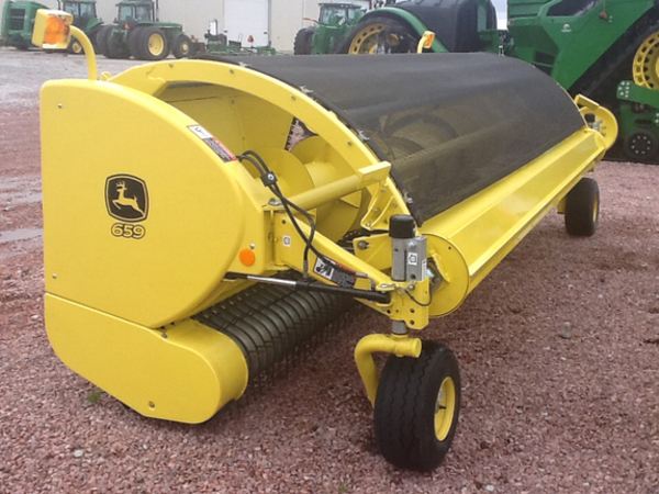2016 John Deere 659 Forage Harvester Head