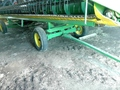 Home Made 25' Header Trailer