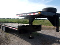 1985 Trail King TK16-2401 Flatbed Trailer